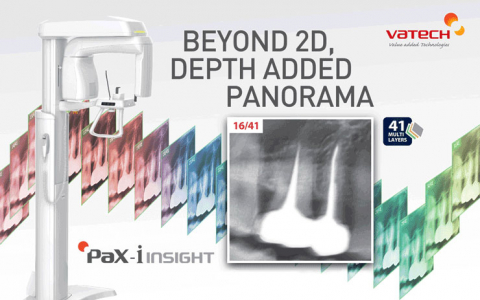 Beyond 2D, Depth Added Panorama
