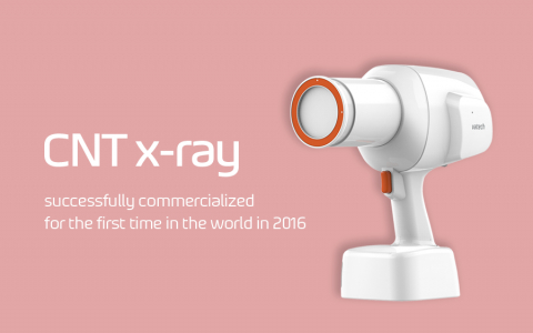 Vatech CNT Digital X-Ray selected as the next generation's World Class Product of Korea