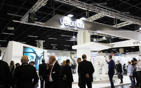 VATECH Booth at IDS 2019 in Cologne!